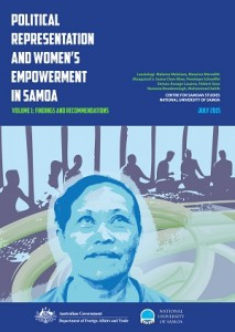 ADRAS Project summary – Centre for Samoan Studies